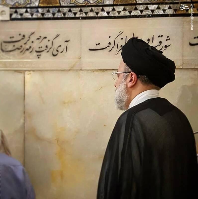 واکنش نجم الدین شریعتی به رای آوردن رئیسی