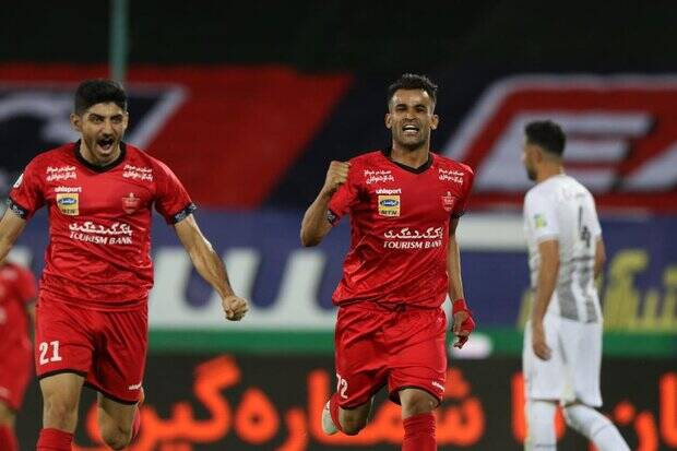 پرسپولیس فاتج سوپرجام فوتبال ایران شد/ چهارمین قهرمانی متوالی