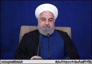 روحانی (تیر ۹۴): تمام تحریمها در دی ۹۴ بالمره لغو میشود/ روحانی (خرداد ۱۴۰۰): به زودی تحریمها برداشته خواهد شد