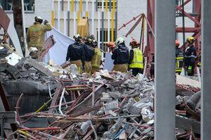 سقوط مدرسه در دست ساخت در بلژیک 5 کشته برجا گذاشت - کراپشده
