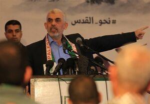السنوار: رژیم صهیونیستی دنبال باجخواهی است