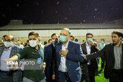 عکس/ زاکانی برای جشن پیروزی رئیسی به قزوین رفت