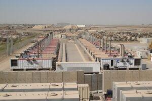 حمله پهپادی به پایگاه نظامی «ویکتوری» در بغداد