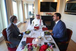 وزیر خارجه عربستان با مدیرکل آژانس اتمی پیرامون ایران گفتگو کرد