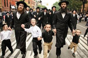 اهمیت یهودی ها برای گسترش نسلشون!