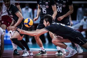 شکست بلندقامتان جوان ایران مقابل لهستان