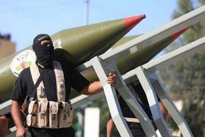 موشکهای مقاومت آماده شلیک به فرودگاه تل آویو هستند