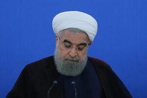 روحانی درگذشت فرزند علیرضا محجوب را تسلیت گفت - کراپشده
