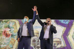 عکس/ جشن میلاد امام رضا(ع) در قزوین