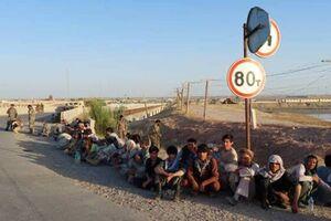 پناهنده شدن بیش از 130 نظامی افغانستان به تاجیکستان + تصاویر - کراپشده
