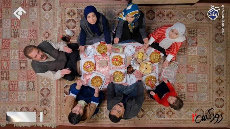 حسینی بای بازیگر شد+ عکس