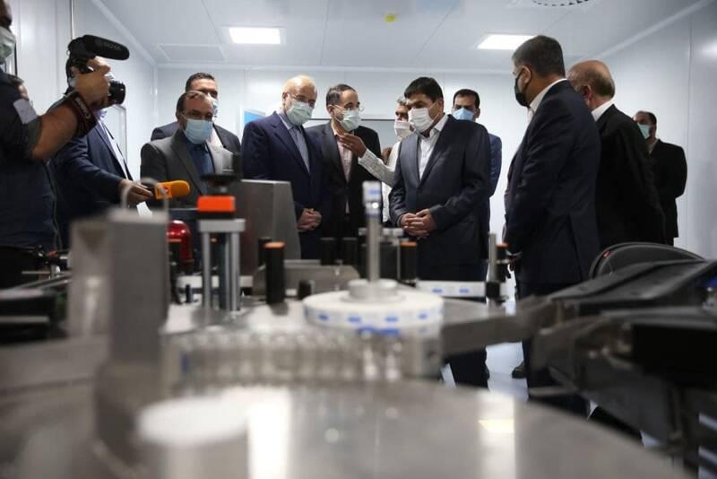 قالیباف: دولت آینده با افزایش تولید واکسن برکت غم نان و جان را از کشور بگیرد