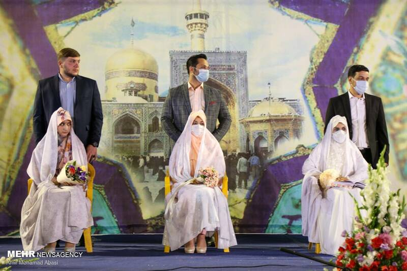 جشن میلاد امام رضا(ع) در قزوین