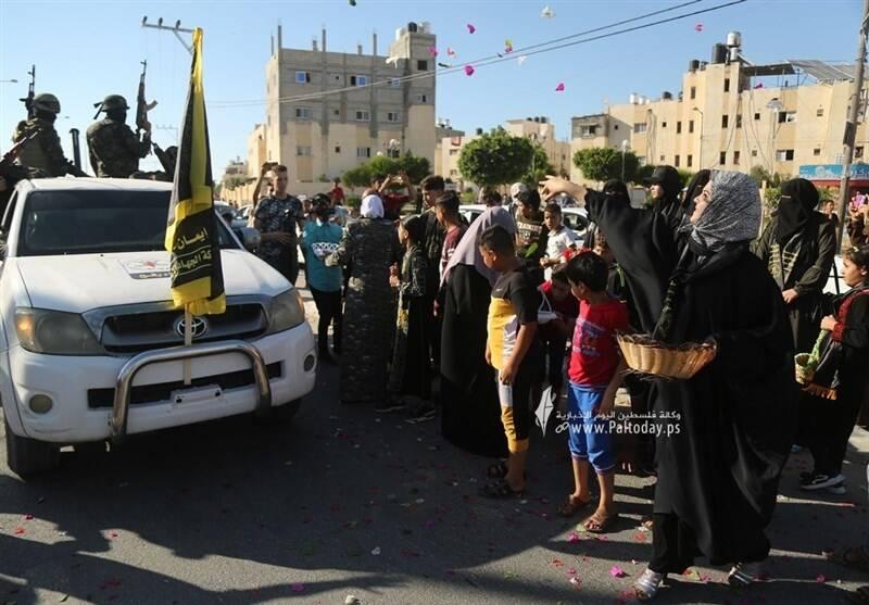 کشور فلسطین , رژیم صهیونیستی (اسرائیل) , جنبش جهاد اسلامی , نوار غزه ,