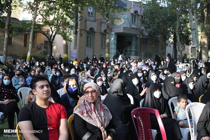 جشن بزرگ میلاد امام رضا(ع) در کرمانشاه