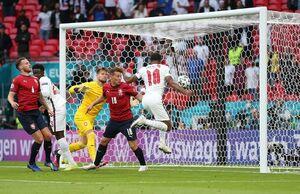 جشن صعود انگلیس با پیروزی مقابل چک تکمیل شد