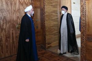 گزارش خبرگزاری دولتی از میراث روحانی برای رئیسی