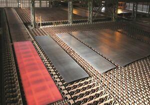 شیب تند گرانی محصولات فولادی