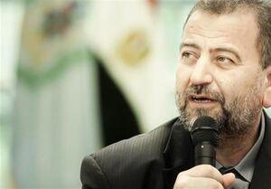 صالح العاروری: لغو انتخابات مجلس قانونگذاری، آشتی ملی فلسطین را به بن بست کشاند