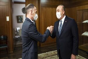در دیدار وزرای خارجه ترکیه و آلمان چه گذشت؟