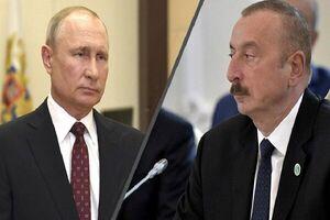 گفتگوی تلفنی روسای جمهور روسیه و جمهوری آذربایجان بر سر قرهباغ
