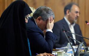 «مردم» اصلاح طلبان را از شورای شهر تهران اخراج کردند - کراپشده