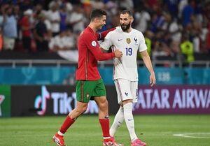 صعود فرانسه و آلمان و پرتغال در شب شکسته شدن رکورد دایی