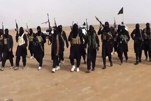 گروه تروریستی داعش علیه جنبش حماس بیانیه صادر کرد