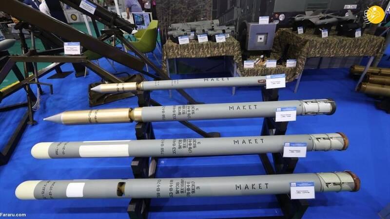 عکس/ نمایشگاه اسلحه و تجهیزات ن ظامی در بلاروس
