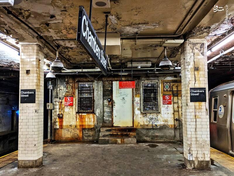 متروی نیویورک تمیزتره یا متروی تهران؟+ عکس