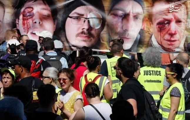 این فرانسه و آلمان مدعی حقوق بشر ایران شدن!؟+ عکس