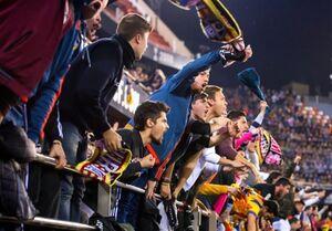 بازگشت هواداران به ورزشگاه برای فصل جدید لالیگا