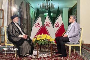 عکس/ بدون تعارف با رئیسی پس از پیروزی در انتخابات