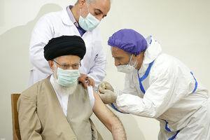 فیلم/ رهبر انقلاب: مایل نبودم از واکسن غیر ایرانی استفاده کنم