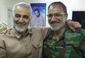 افتخار داعش به شکار فرمانده نزدیک به حاج قاسم + عکس
