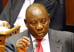 تبریک رئیس جمهور آفریقای جنوبی به رئیسی
