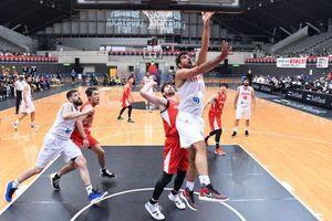 انتقام دوستانه بسکتبالیستهای تیم ملی ایران از ژاپن