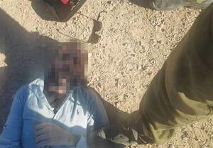حمله نظامیان صهیونیست به جنوب نابلس و رفتار وحشیانه با جوان مجروح فلسطینی