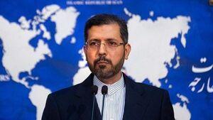 خطیب زاده: ایران هیچ وقت برجام را ترک نکرده است