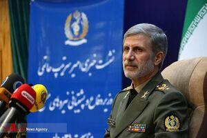 پیام تسلیت وزیر دفاع درپی درگذشت «سرباز معلمان»