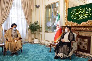 دیدار وزیر اطلاعات و معاونین وزارت اطلاعات با رئیس جمهور منتخب