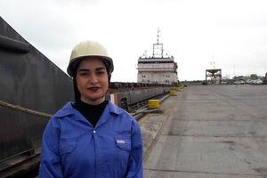 گفتوگو با نخستین زن دریانورد ایرانی