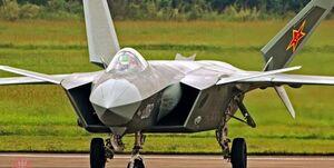 ارتش چین ۱۵۰ فروند جنگنده پنهانکار در تنگه تایوان مستقر میکند