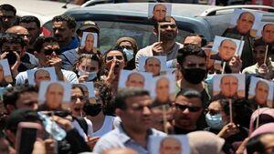 مردم فلسطین خواستار برکناری محمود عباس شدند