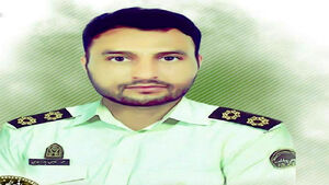 پلیس مشهدی که در تعقیب و گریز سارقان شهید شد +فیلم