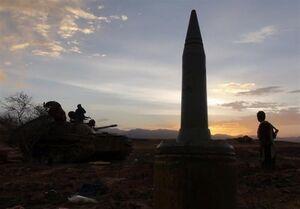 شلیک موشکهای بالستیک ارتش یمن به نجران و خمیس مشیط