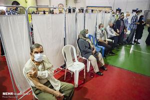 تا کنون چه تعداد از ایرانی ها واکسن کرونا زده اند