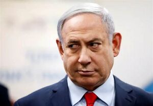 نتانیاهو قبل از خروج از نخست وزیری