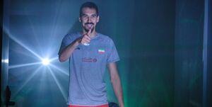 بازگشت فرهاد قائمی به اردوی تیم ملی والیبال
