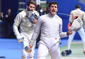 چهارمین شمشیرباز اعزامی به بازیهای المپیک ۲۰۲۰ توکیو